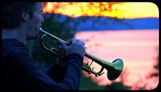 Sunset Trumpet