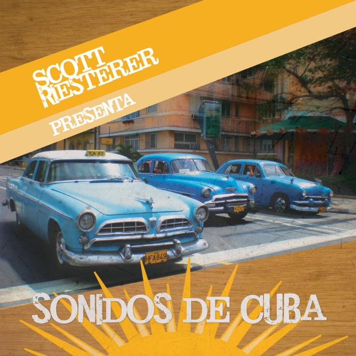 Sonidos de Cuba, finished at last!